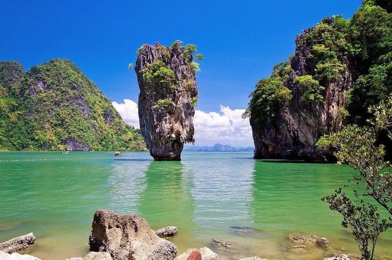 Tailandia en 12 días: visita a la isla de James Bond