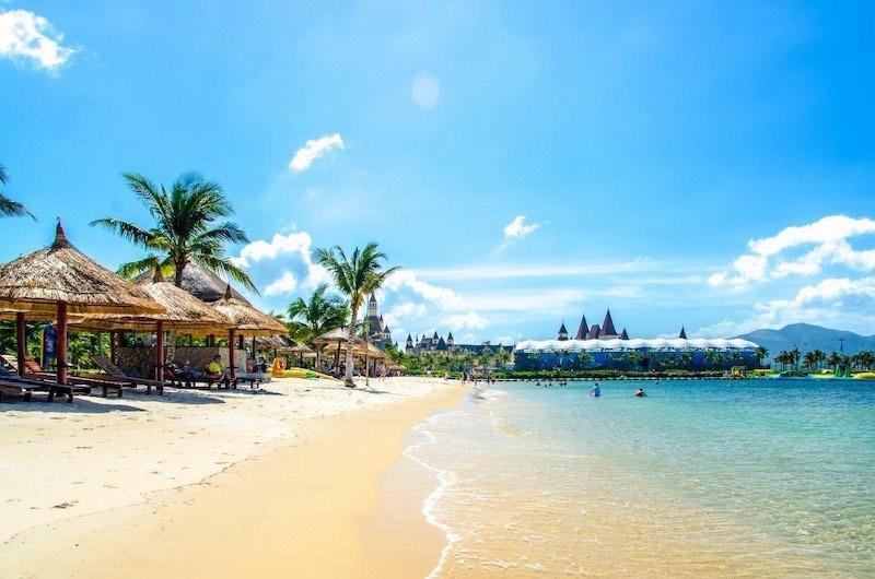 Viajar a Vietnam en diciembre: playas de Nha Trang