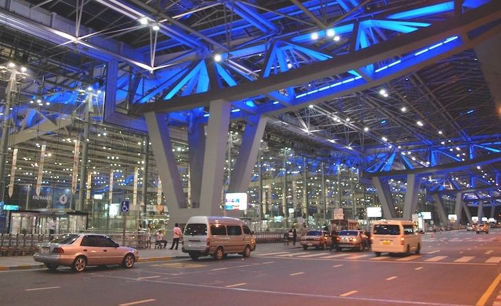 Como ir desde el aeropuerto de Bangkok al centro