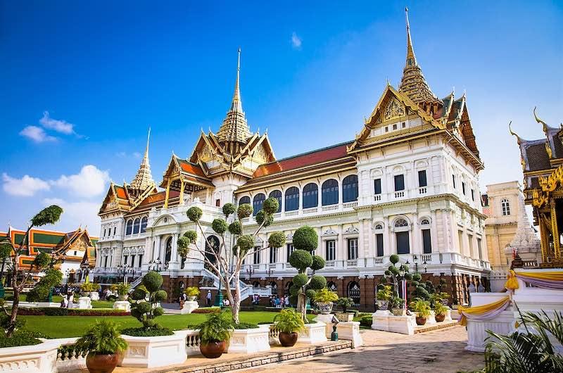 viajar a Tailandia o Vietnam: Gran Palacio
