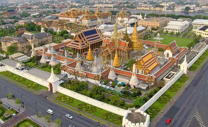 Viajar a Tailandia o Vietnam