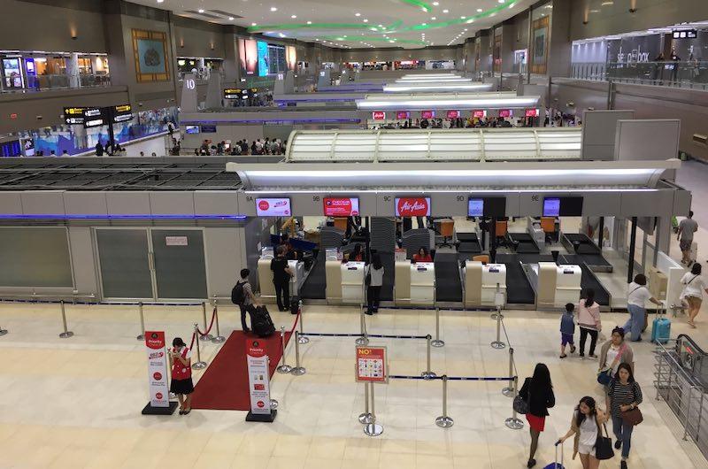 aeropuerto Don Mueang