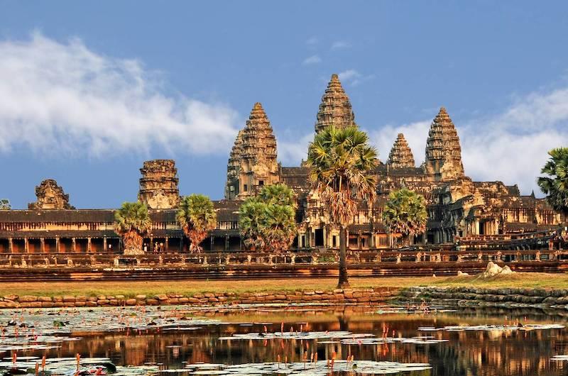 Viaje a Tailandia y Camboya: Angkor wat