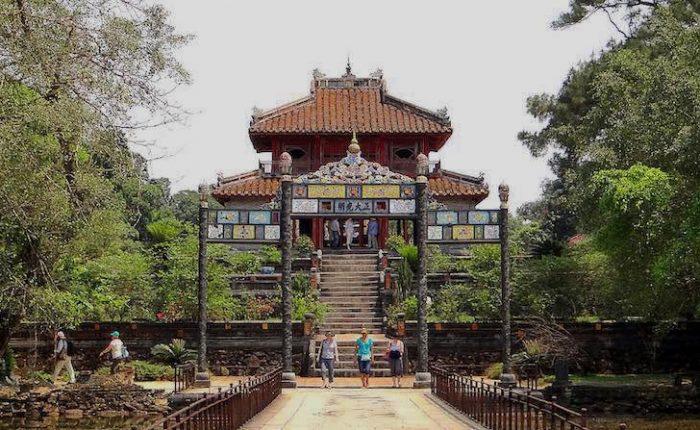 itinerario de viaje a Vietnam : Minh Mang