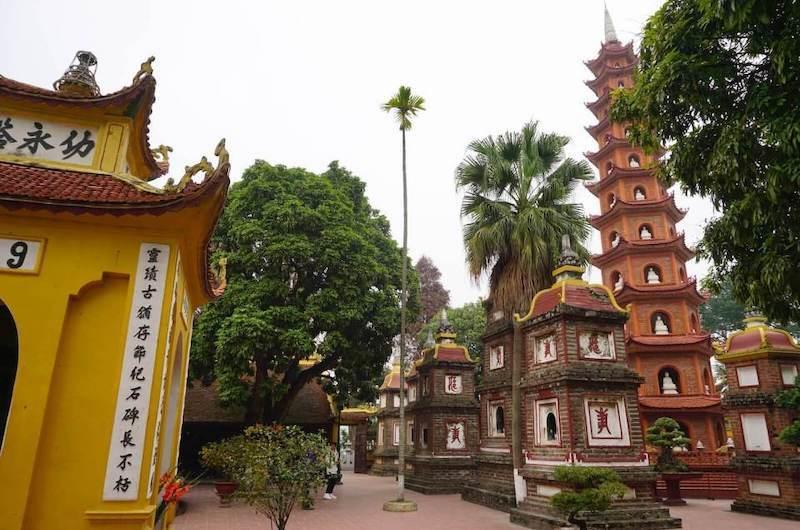 mejores ciudades de Vietnam : Ha noi