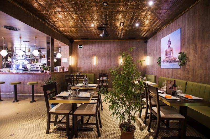 restaurante tailandés en Madrid : Patong Thai