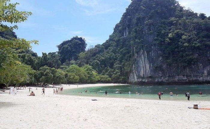 La isla de Hong en Krabi portada