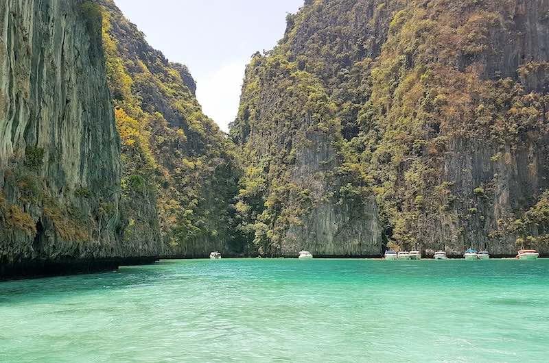 que ver en el sur de Tailandia : Las islas Phi Phi
