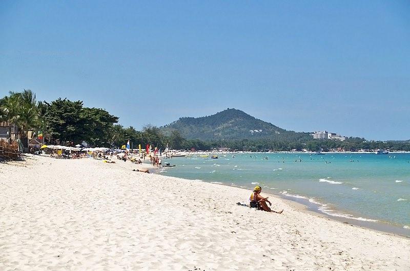 Playas de Chaweng
