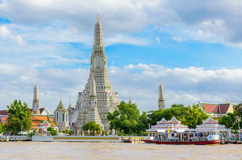 Tailandia Wat Arun