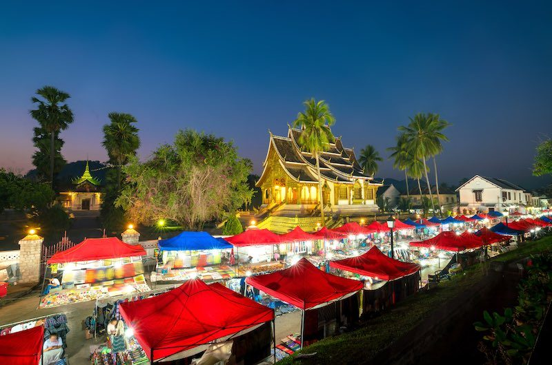 Vietnam con Camboya y Laos en privado