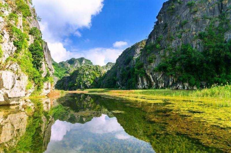 Vietnam y Laos Ninh Binh