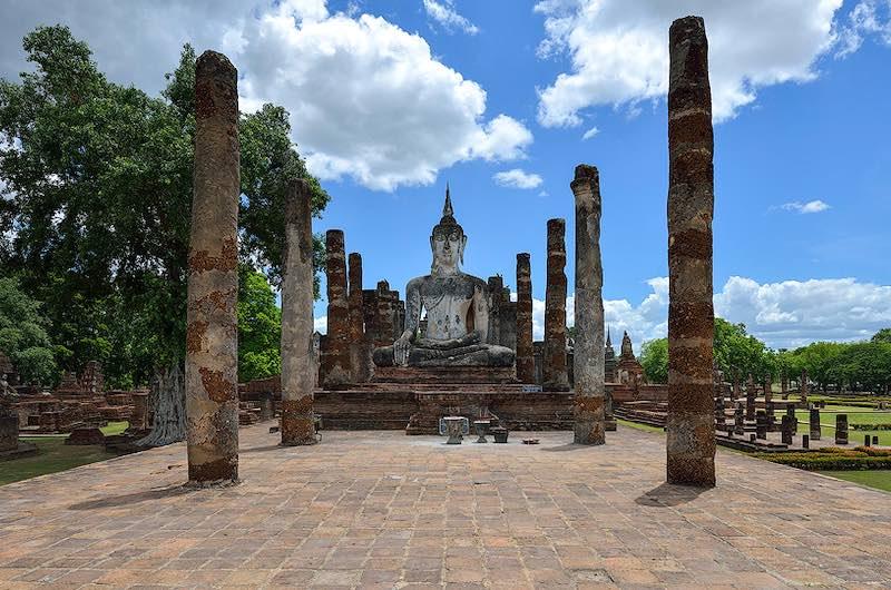El Templo de Wat Mahatat