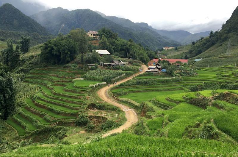 El tiempo en Vietnam en agosto