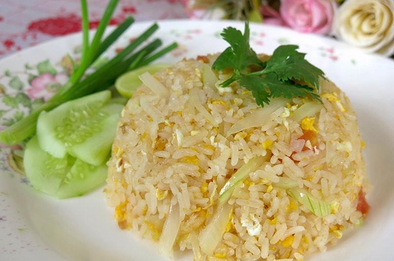 recetas tailandesas : Khao Pad