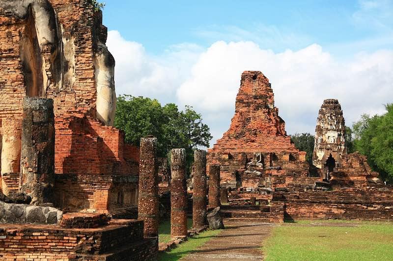Templo de Wat Phra Pai Luang