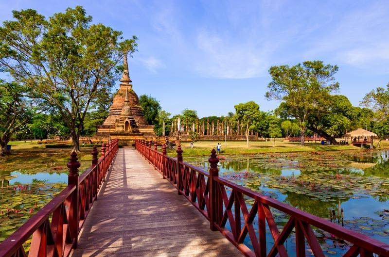 Templo de Wat Sa Si