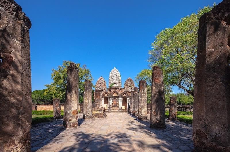 Templo de Wat Si Sawai
