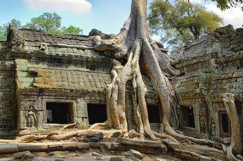 viajar al sudeste asiático Angkor Thom