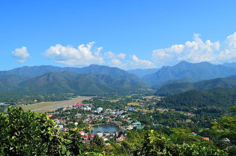Vista de Mae Hong Son