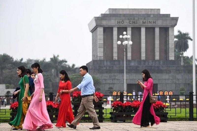 La poblacion de Vietnam