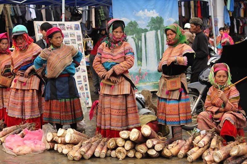 tribu Muong en Sapa