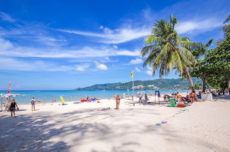 Krabi o Phuket ¿Cuál es mejor? : Patong Beach