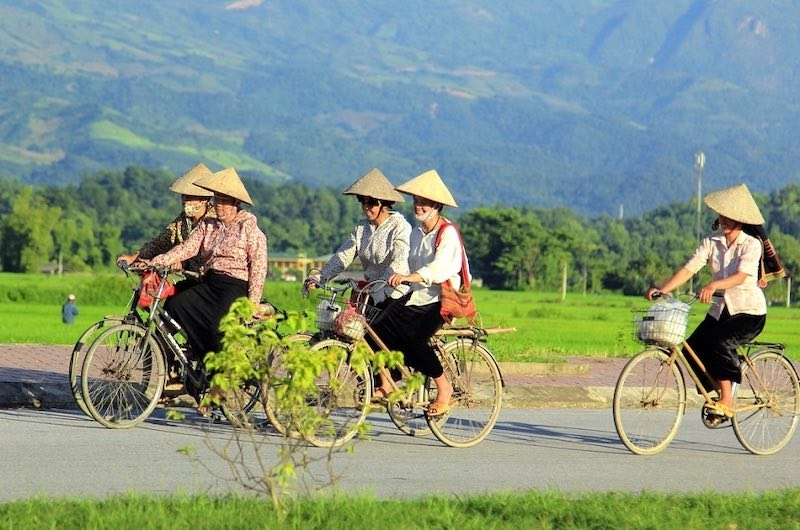 habitantes de Vietnam