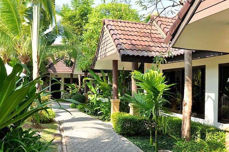 Alojamientos en Tailandia bungalows