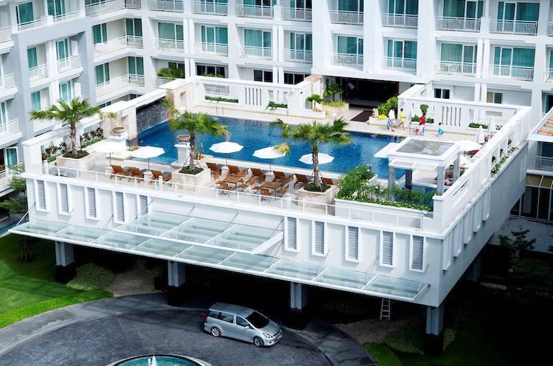 Alojamientos en Tailandia de rango medio