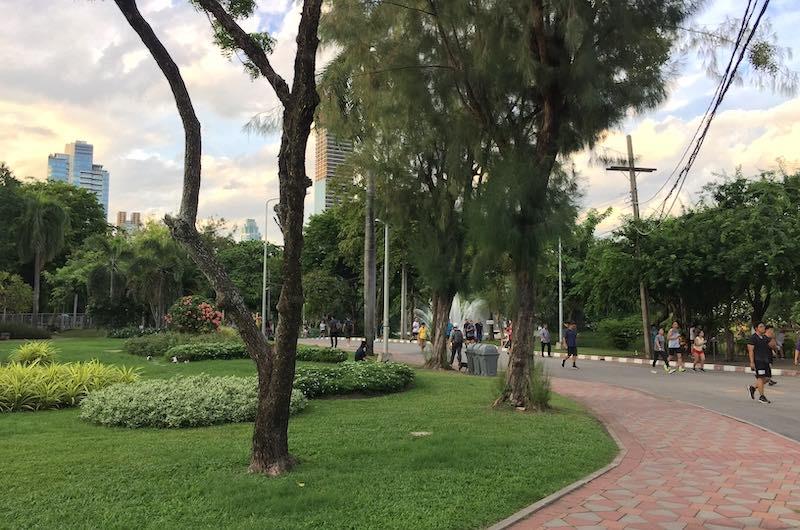 El Parque Lumpini