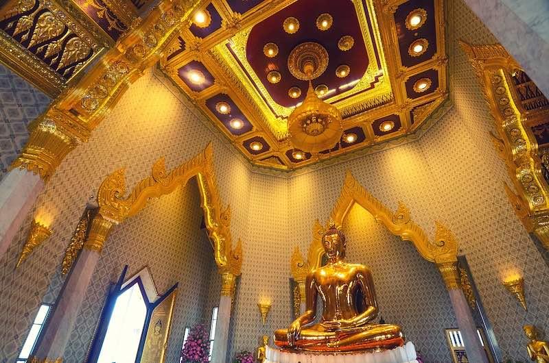 El templo del Buda de Oro