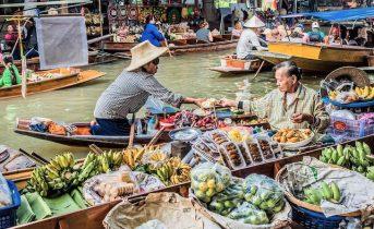Excursion Mercado Flotante