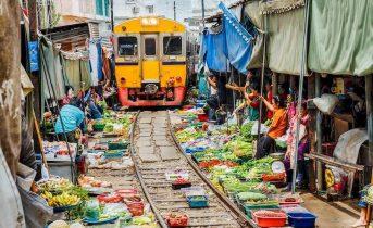 Excursion Mercado Flotante y Palacios