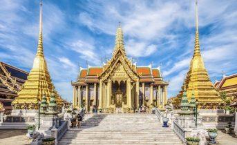 Excursion Palacio Real y templos de Bangkok