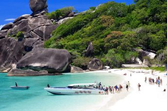 Excursion islas similan y koh bon xxl