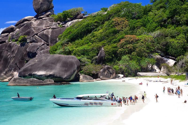 Excursion islas similan y koh bon xxl