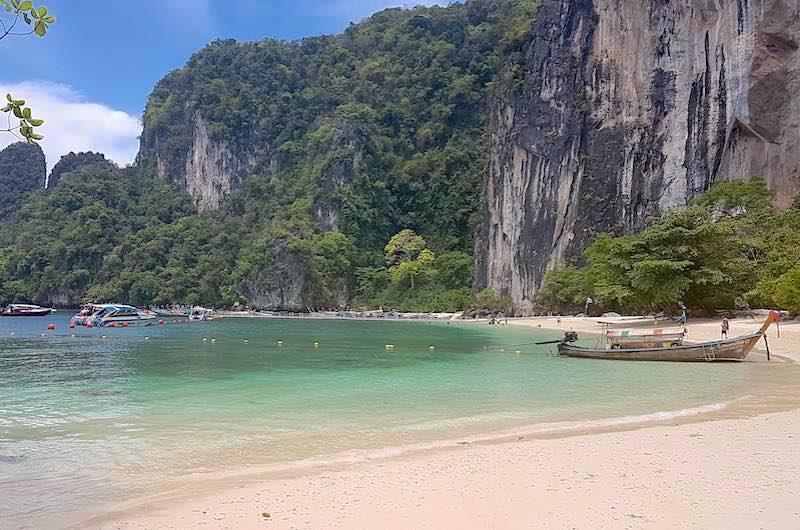 Paisajes de Tailandia : Isla Hong