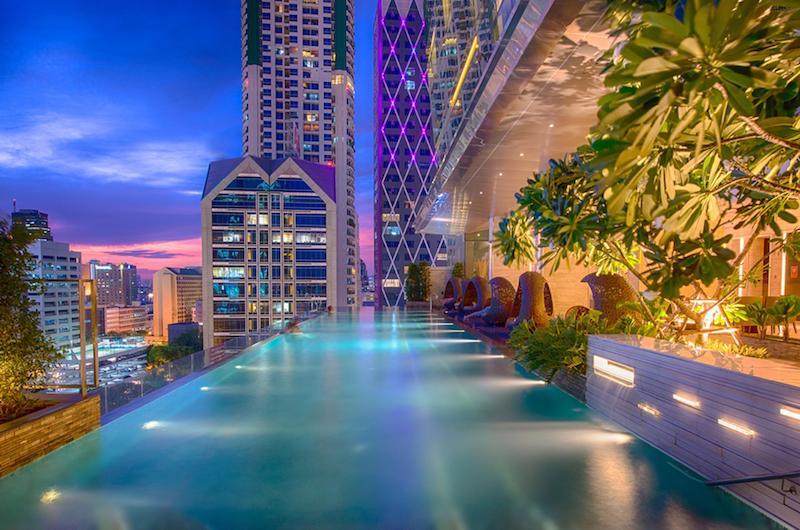 hotel de rango alto y gran lujo