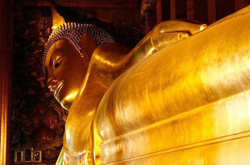 templo del Buda reclinado Wat Pho