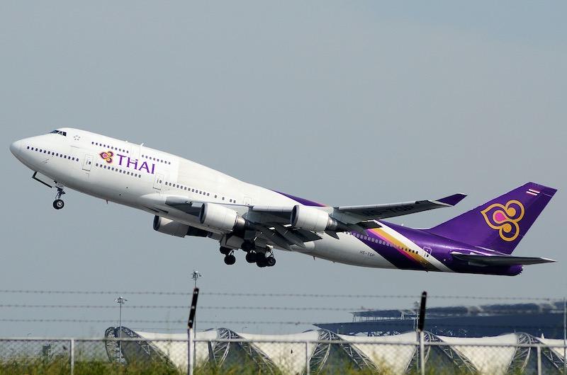 Avión ir de Bangkok a Chiang Mai