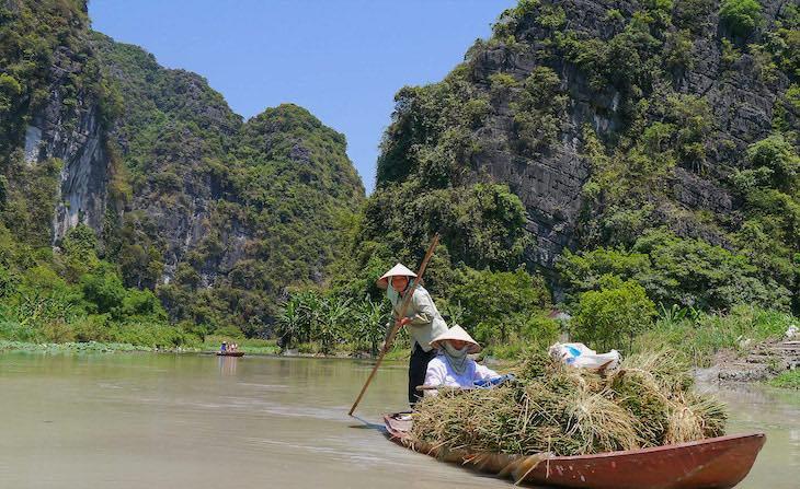 Donde estan los mejores paisajes de Vietnam