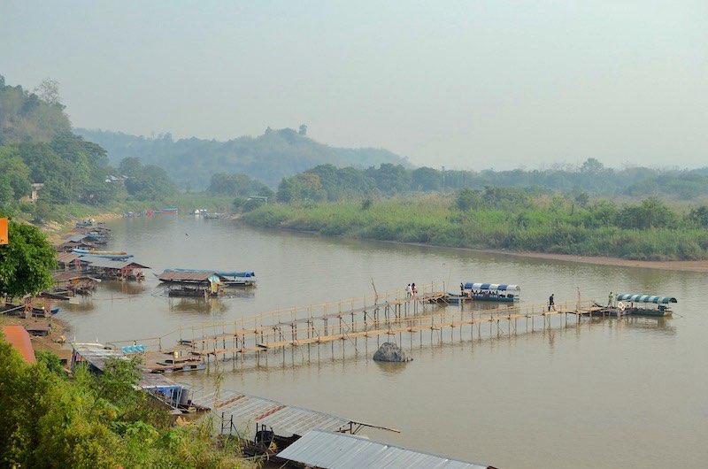 El Triángulo de Oro en Chiang Rai