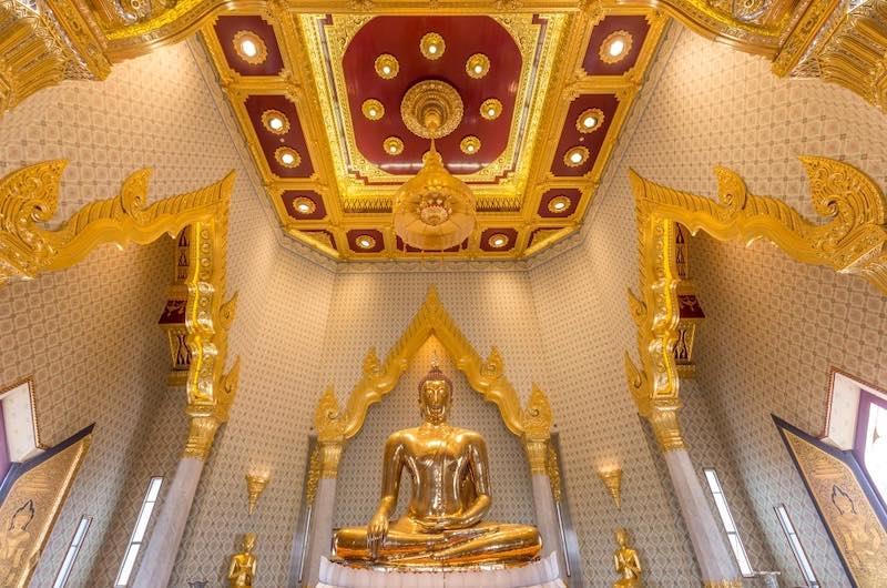 El templo de Buda de Oro