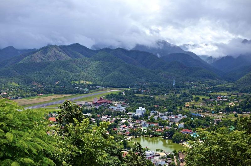 La provincia de Mae Hong Son