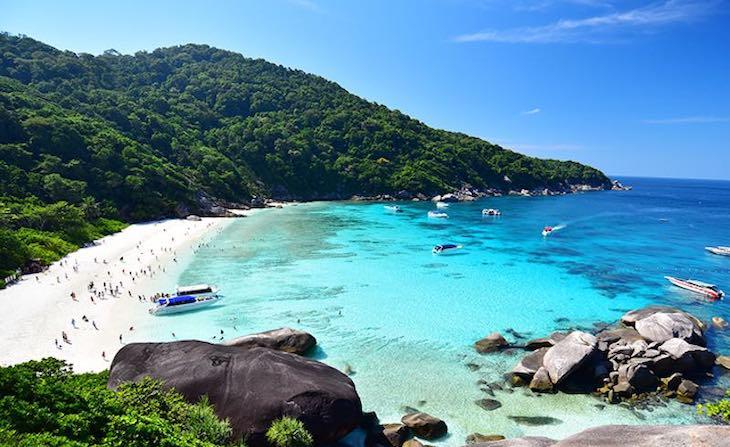 Los 10 sitios mejores para visitar en Tailandia