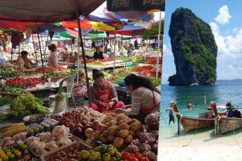 TAILANDIA Y NORTE DE LAOS CON KRABI