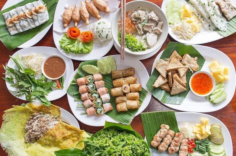 los precios en Vietnam: La comida vietnamita