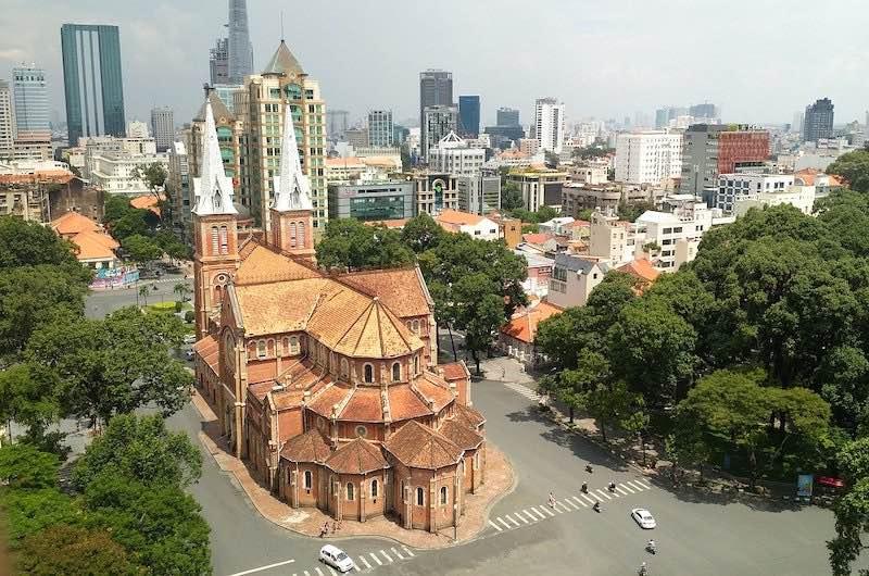 Notre-Dame de Saigón, Ho Chi Minh