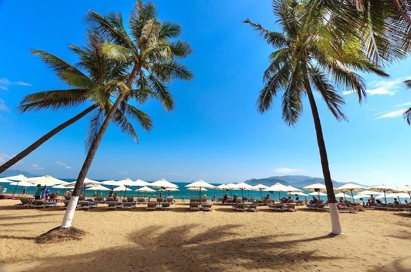 Vietnam en mayo: Playas de Nha Trang